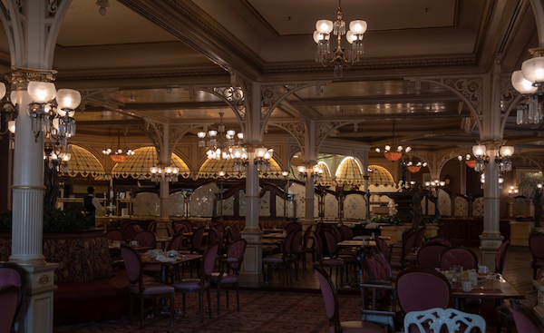 How To Plan For The Best Disneyland Paris Trip Ever, Inside the Plaza Gardens restaurant in Disneyland Paris