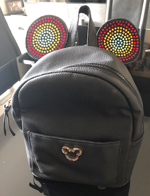 What to pack to get the most from Disneyland Paris, mickey mouse ears backpack