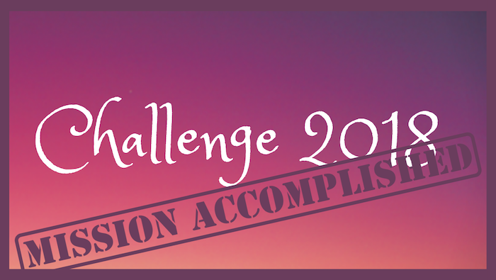 Challenge 2018 mission accomplished header image