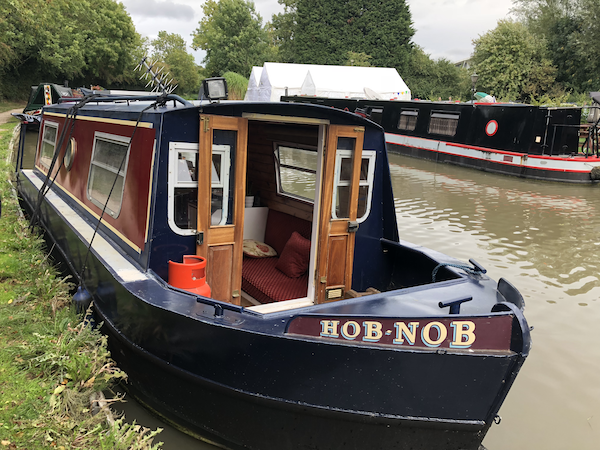 September 2018 Income & Profit Report update, our boat trip canal barge